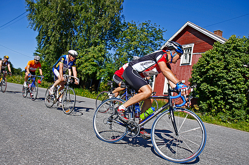 Why a Kickbike Instead of Spin Bike to Supplement Your Cycling?